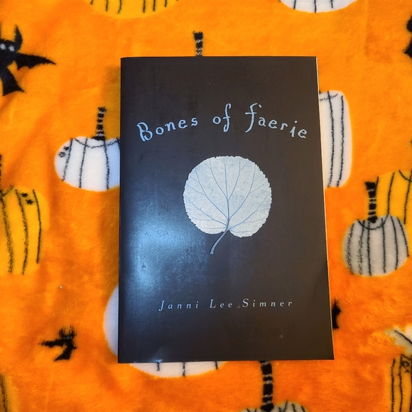 BOGO Bones of Faerie Book